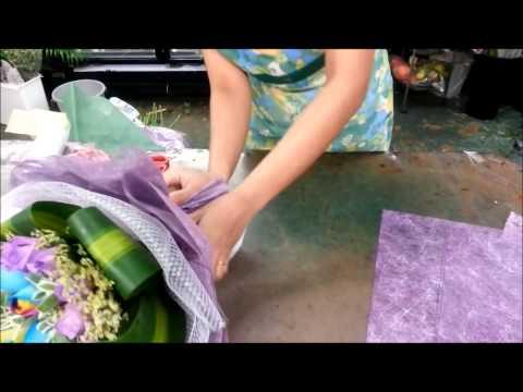 Флористика для начинающих: как составить и упаковать чудесный букет своими руками (мастер класс).
