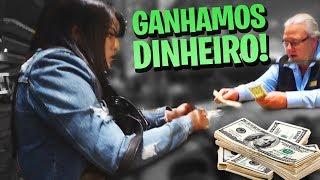 GANHAMOS MUITO DINHEIRO NOS CASINOS! (GASTAMOS R$5.400,00)
