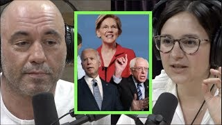 Joe Rogan Discusses Presidential Candidates with Bari Weiss