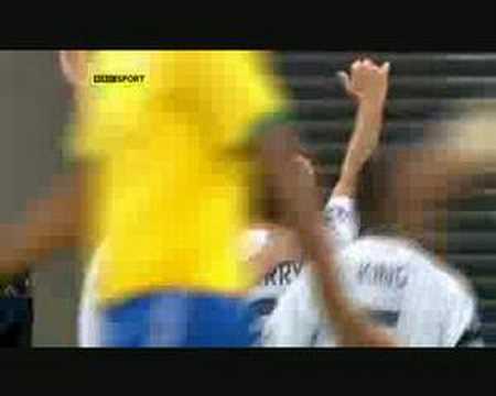 John Terry's goal against Brazil