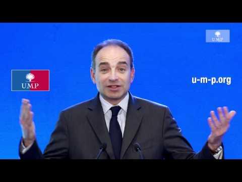 UMP - Message de mobilisation de Jean-François Copé