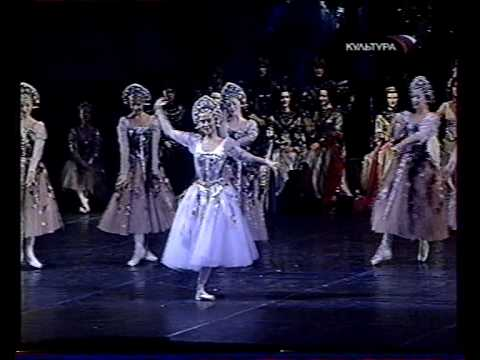 Russian dance from Swan lake - Svetlana Uvarova