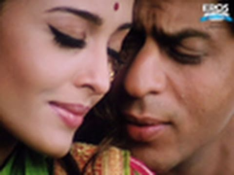 Shahrukh Khan is in love with Aishwarya Rai - Devdas
