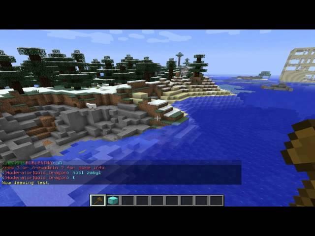 Minecraft [Slovak&CZ Admin príkazy] IP: 46.4.100.139:25579