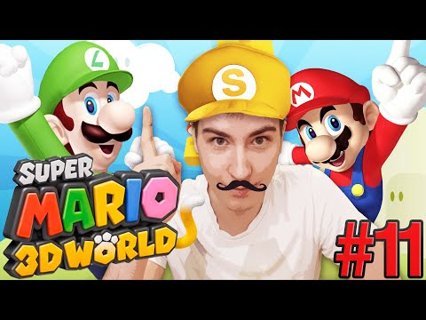 Super Mario 3D World [#11] - AKCJA Z LENOVO!