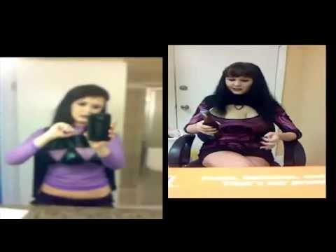 Mulher com 3 peitos Norte americana Jasmine Tridevil