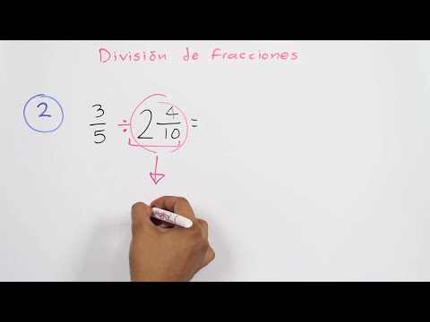 División de fracciones (nueva versión)