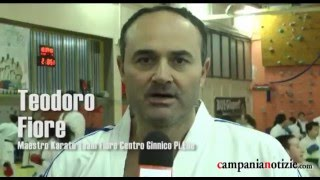 Team Fiore star del karate