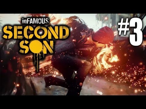 Infamous Second Son - Playthrough #3 [FR]
