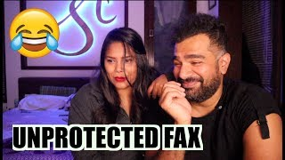 Unprotected Fax REACTION | BB KI VINES | LOVE THIS 😂😂