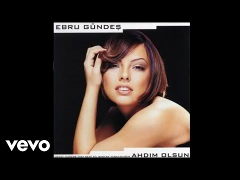 Ebru Gundes - Ahdim Olsun (01) (audio) video