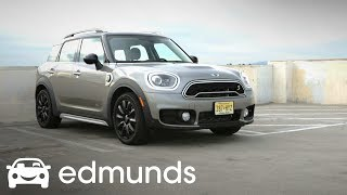 2018 Mini Cooper S E Countryman Plug-In Hybrid Review | Edmunds