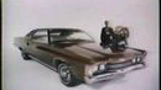 Ford Mercury Monterey Commercial from 1970