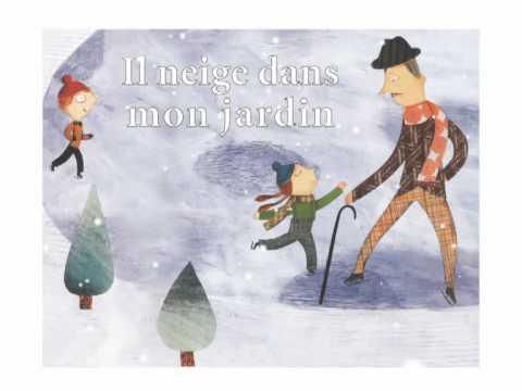 Henri d s chante il neige dans mon jardin youtube for Herisson dans mon jardin