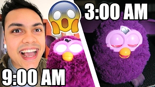 DO NOT PLAY WITH THIS KIDS TOY AT NIGHT.... 😱😱😱 (TattleTail)