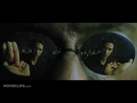 The Matrix  - Choice - Blue Pill Or Red Pill - (1999) Hd - Youtube.flv video