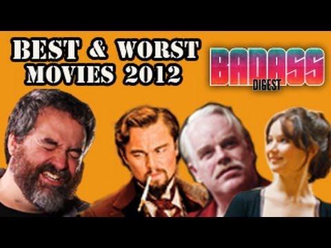 Best & Worst Movies of 2012 - Badass Digest Movie Autopsy
