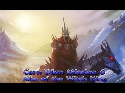 Battle for Middle Earth 2- Rise of the Witch King- Carn Dûm - Mission 6