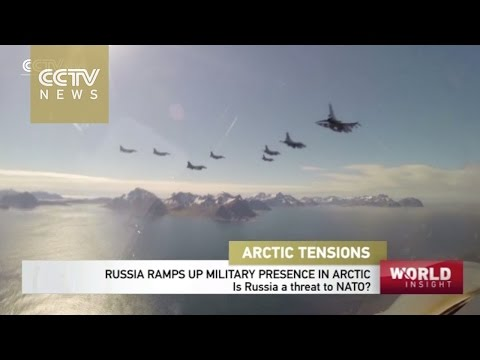 Panel discusses Russia and NATO war games