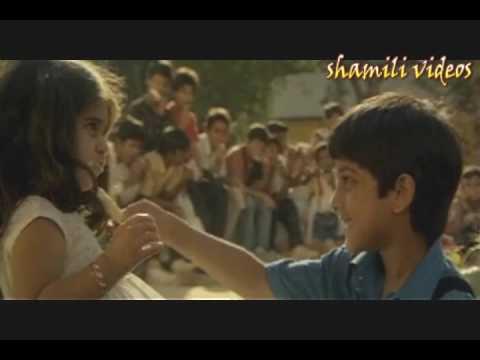 Anjali 1990 -  Anjali Anjali Title Song - Baby Shamili | ilayaraja...