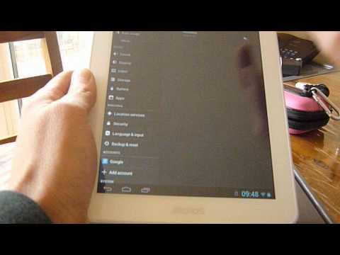 Le français Archos renforce son offre dans les tablettes