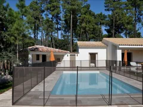 Barriere piscine - Barriere piscine escamotable ...