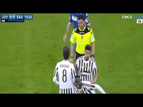 Juventus vs Sassuolo 1 – 0 2016 All Goals & Highlights ( Serie A ) 2016 HD