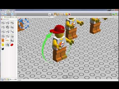 LEGO Digital Designer tools explained
