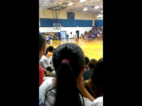 Clewiston High school peprally