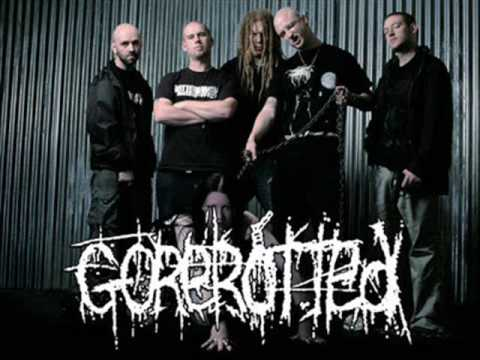 Gorerotted - Put Your Bits In A Concrete Mix