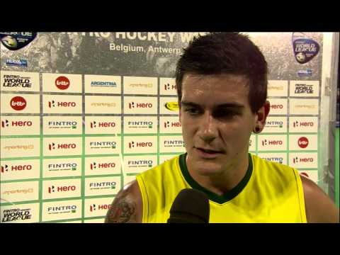 Post Match Interview Blake Govers