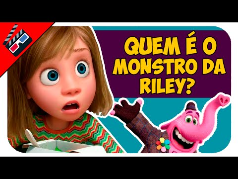 Teoria Pixar - DIVERTIDA MENTE - Monstro da Riley?