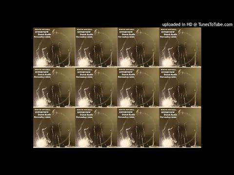 Roscoe Mitchell 2000 Interview Dutch Radio