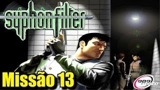 Detonado Syphon Filter 1 (PS1) - Missão 13 - Stronghold Lower Level