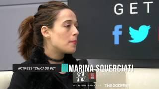 Marina Squerciati Talks Chicago P.D., Motherhood + Special Skills
