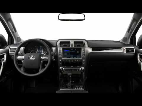 2017 Lexus GX 460 Video