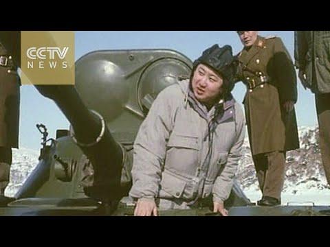 Video: Kim Jong-un flying an airplane