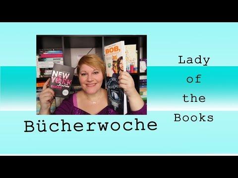 Bücherwoche #2 ~ Bücher, Lesegruppe, Serien, Passangers, Happy Way, Stürmischer Egon