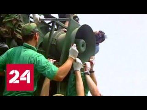 Южная Корея выключила громкоговорители на границе с КНДР - Россия 24