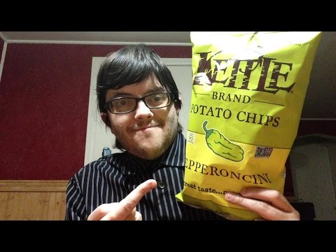 Review: Kettle Pepperoncini Chips