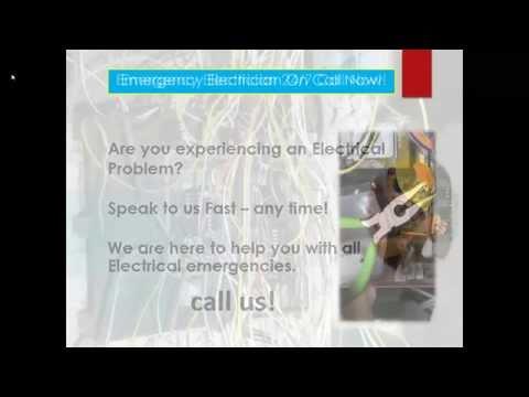 Emergency 24 Hour Electrician London