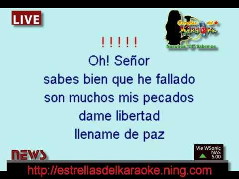 Karaoke Tito Rojas - Te Lo Pido, Señor video