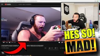 HAMLINZ REACTS TO LYNDON RAGE COMPILATION! *FUNNY*