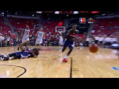 Summer League: Atlanta Hawks vs D-League Select team