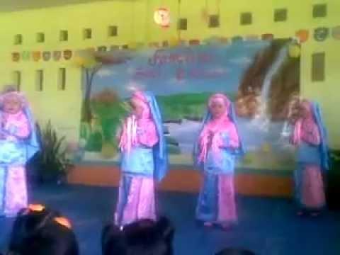 Tari Anak Tk - Nazhifa Menari   An-nawawi video