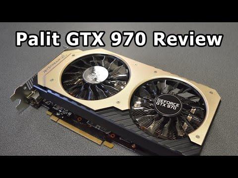 Palit GTX 970 Jetstream Review