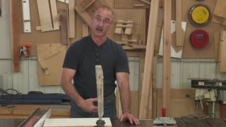Unsafe Cross-Cutting: Avoid Dangerous Table Saw Kickback