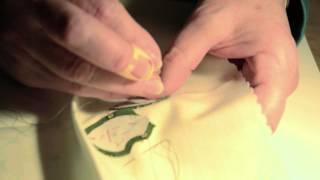 Applique Tip: Baltimore Garden Quilt - Barbara M. Burnham