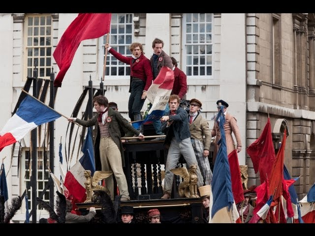 Les Misérables: live singing, discipline and lottery tickets