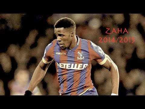 Wilfried Zaha Skills 2014-2015